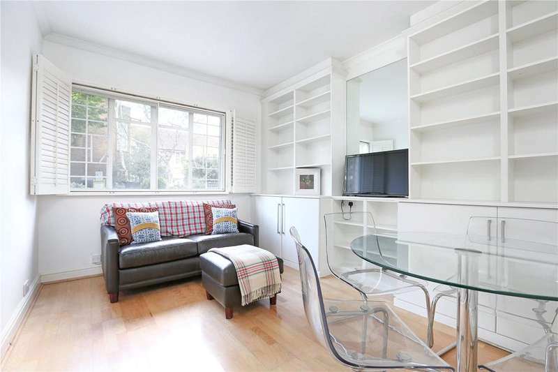 1 Bedroom Flat for sale in Thackeray Court, Elystan Place, London, SW3