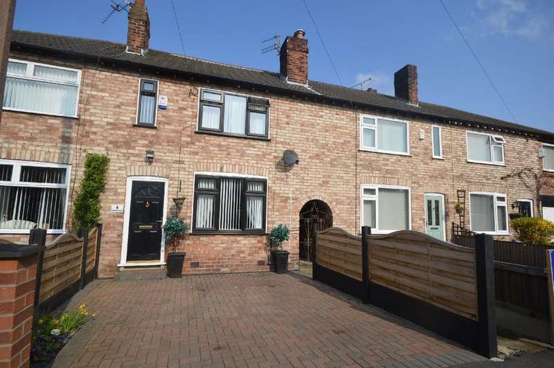2 Bedrooms Terraced House for sale in Carnforth Road, Cheadle Hulme