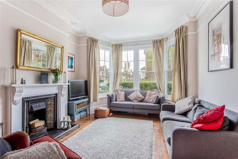 4 Bedrooms End Of Terrace House for sale in Clovelly Road, London, N8
