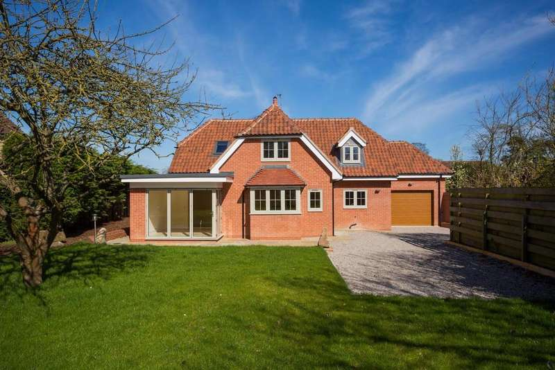 4 Bedrooms Detached House for sale in Moor Lane, Copmanthorpe, York
