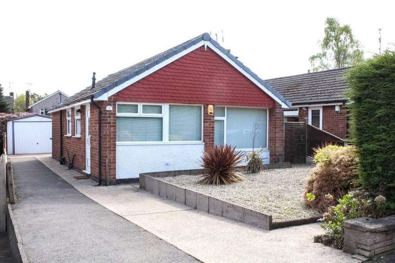 2 Bedrooms Detached Bungalow for sale in Bramble Lane, Mansfield, Nottinghamshire, NG18