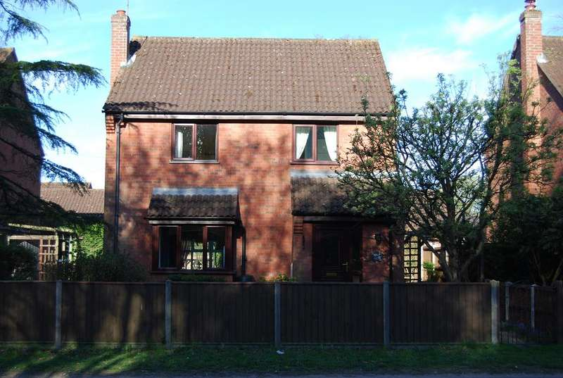 4 Bedrooms Detached House for sale in South Green, Dereham NR19
