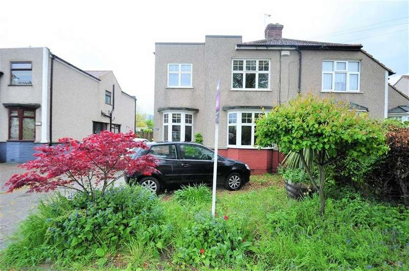 5 Bedrooms Semi Detached House for sale in Garden Avenue, Bexleyheath