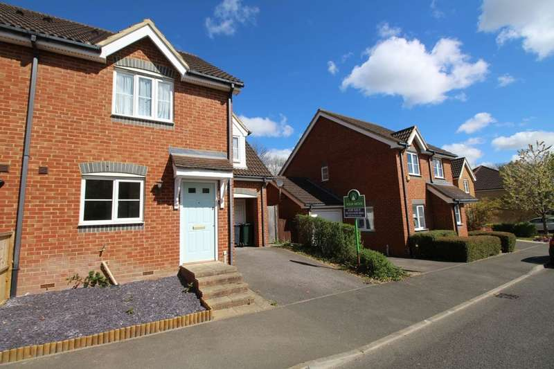 3 Bedrooms Semi Detached House for sale in Blossom Lane, Ashford, TN25
