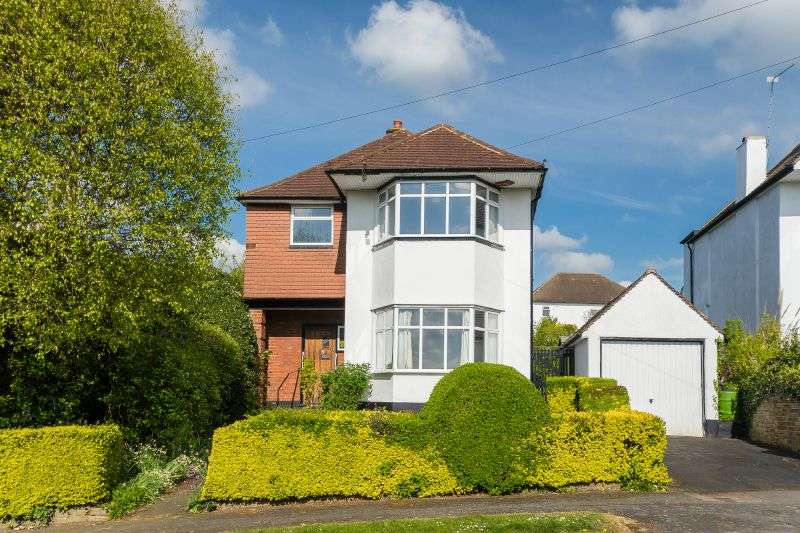 3 Bedrooms Detached House for sale in Ridge Way, Rickmansworth, Hertfordshire WD3