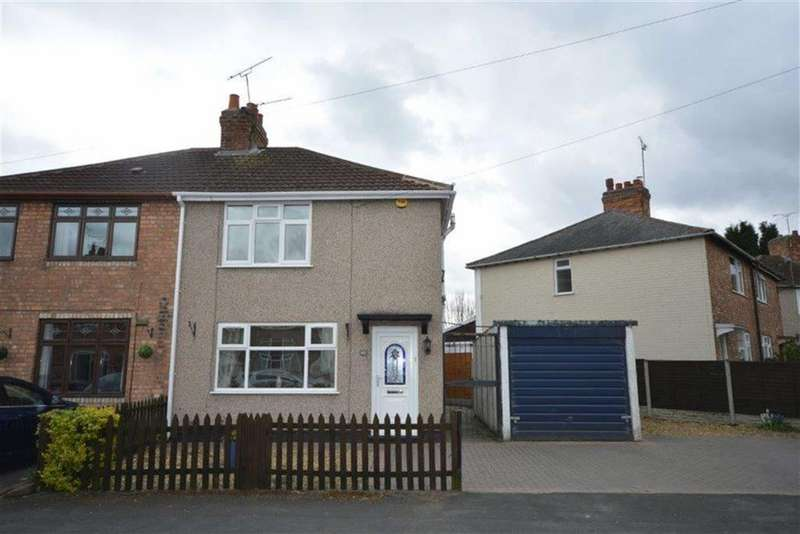 3 Bedrooms Semi Detached House for sale in North Avenue, Bedworth