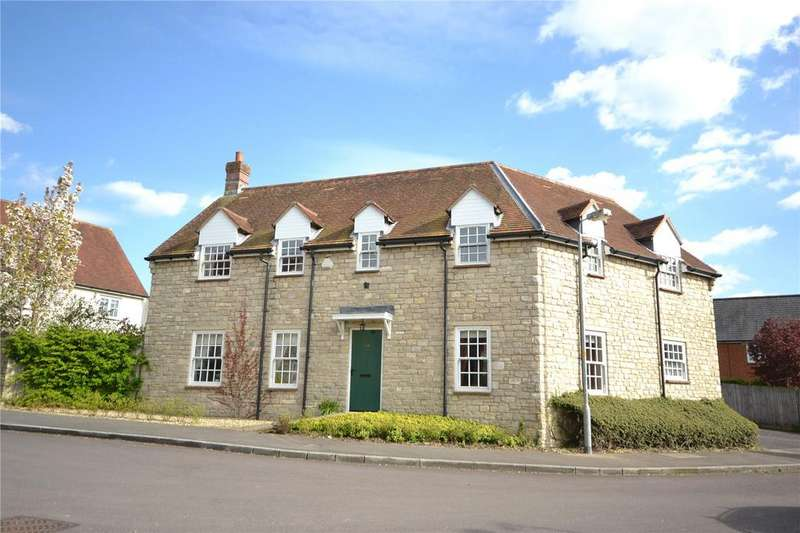 4 Bedrooms Detached House for sale in The Fields, Mere, Warminster, Wiltshire, BA12