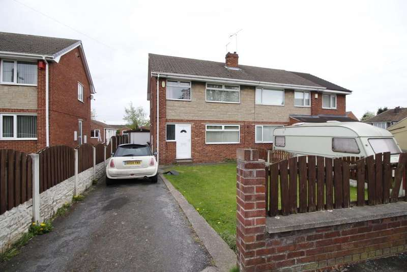 3 Bedrooms Semi Detached House for sale in Field Lane, Upton
