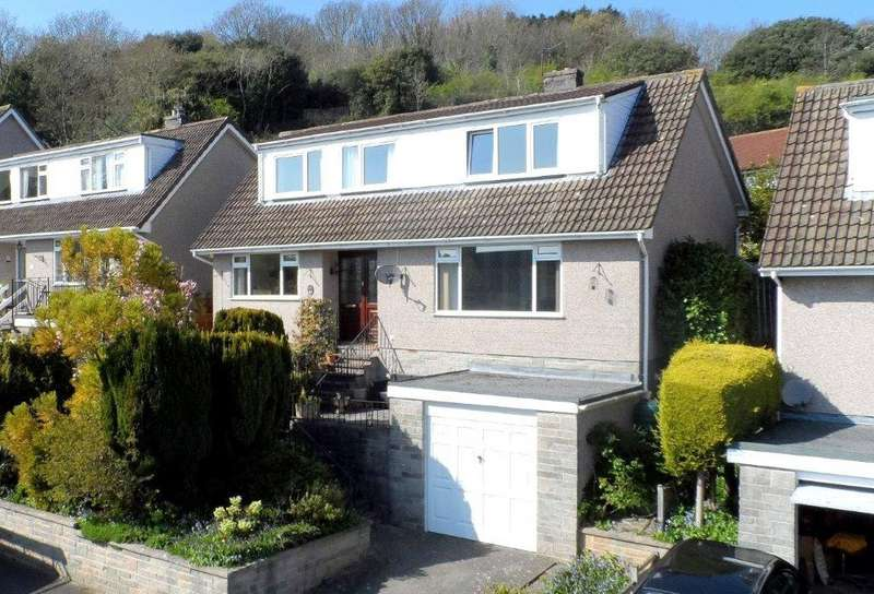 3 Bedrooms Detached House for sale in Hawthorn Gardens, Worle, Weston-super-Mare, North Somerset, BS22