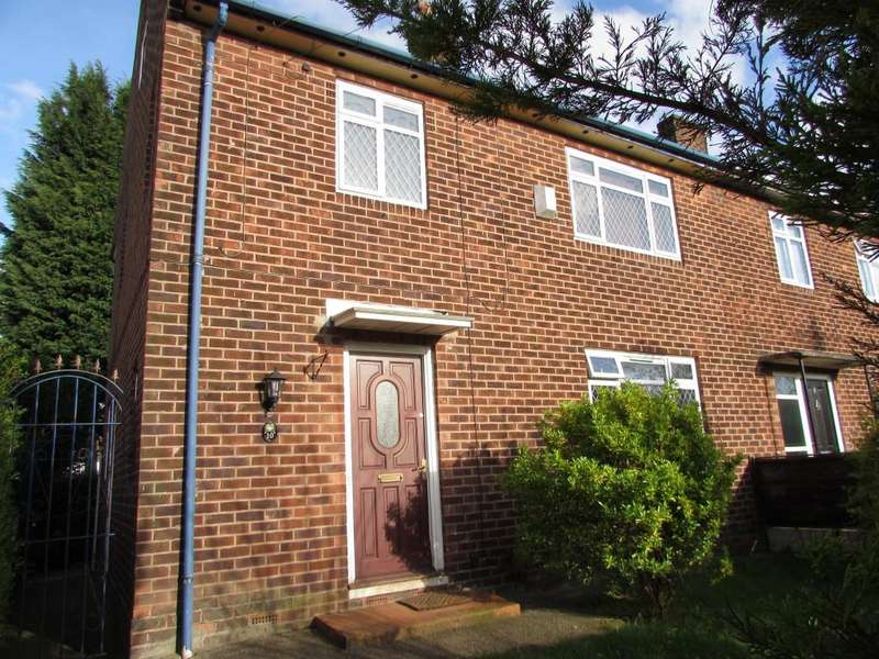 4 Bedrooms End Of Terrace House for sale in Bisley Avenue, Baguley, Manchester