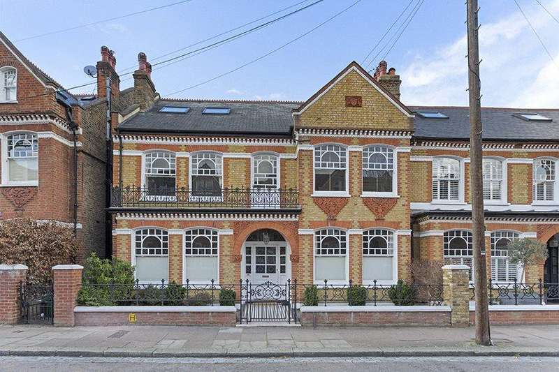 7 Bedrooms Semi Detached House for sale in Crockerton Road, Wandsworth, London, SW17