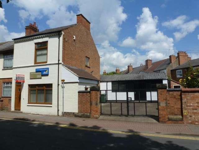Commercial Property for sale in Moor Lane Loughborough