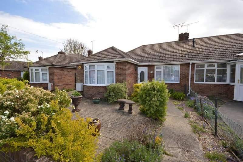 2 Bedrooms Semi Detached Bungalow for sale in Ashley Road, Harwich