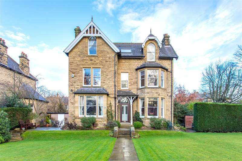 5 Bedrooms House for sale in Ladywood Road, Leeds, West Yorkshire, LS8