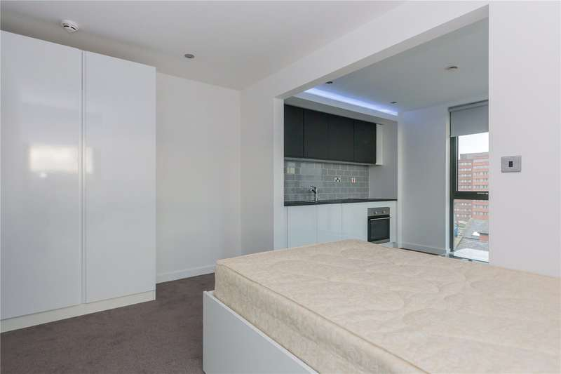 2 Bedrooms Flat for rent in Printworks, Hodgson Street, Sheffield, S3