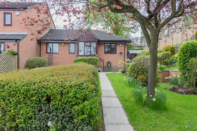 2 Bedrooms Semi Detached Bungalow for sale in Meadow House Drive, Sheffield, South Yorkshire, S10