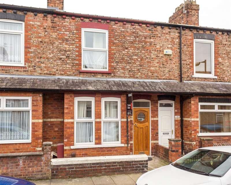 2 Bedrooms Terraced House for sale in Baker Street, York, YO30