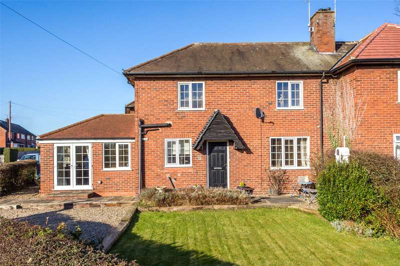 3 Bedrooms Semi Detached House for sale in West End Avenue, Appleton Roebuck, York, YO23
