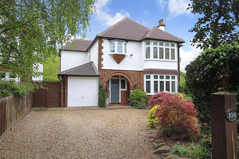 4 Bedrooms Detached House for sale in Harpenden Road, St. Albans, Hertfordshire, AL3