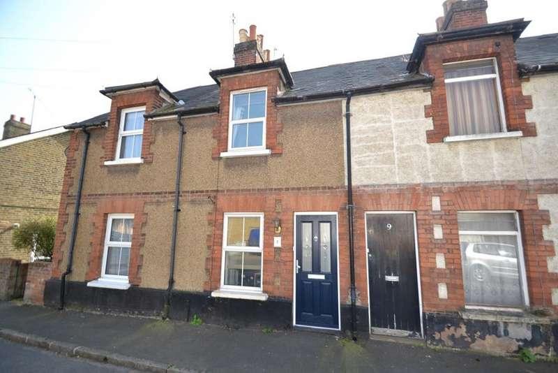 3 Bedrooms Terraced House for sale in Roman Street, Hoddesdon, EN11