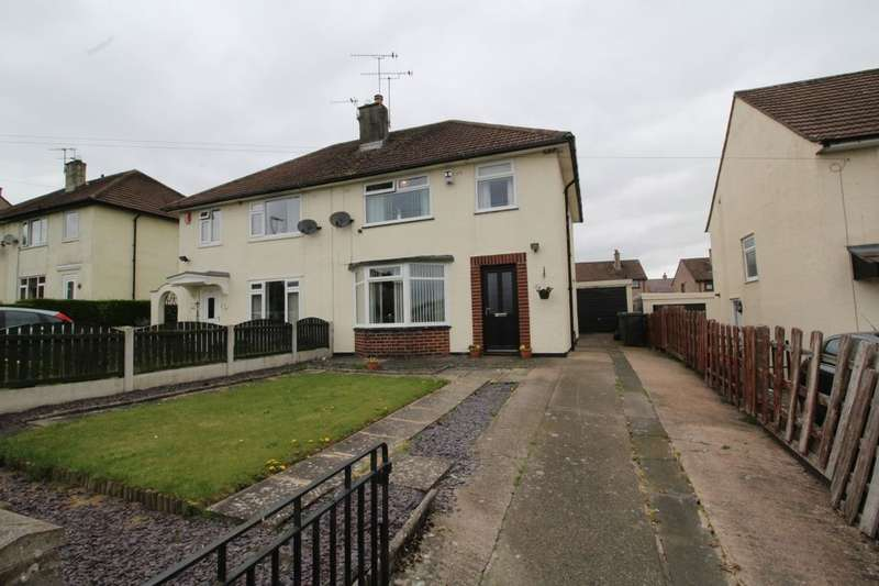 3 Bedrooms Semi Detached House for sale in Edgehill Road, Carlisle, CA1