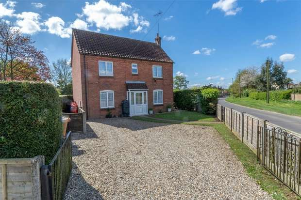 3 Bedrooms Detached House for sale in The Willows, Tittleshall