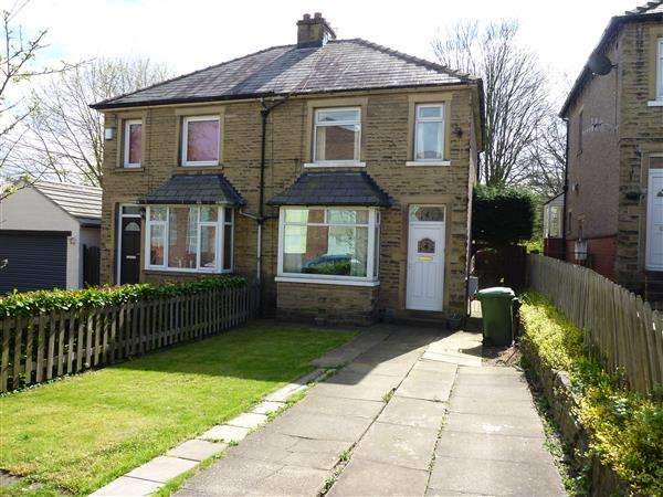 2 Bedrooms Semi Detached House for sale in Nabcroft Lane, Crosland Moor, Huddersfield