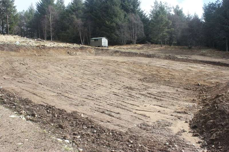 Land Commercial for sale in Soilsean, Tomatin, Inverness, IV13