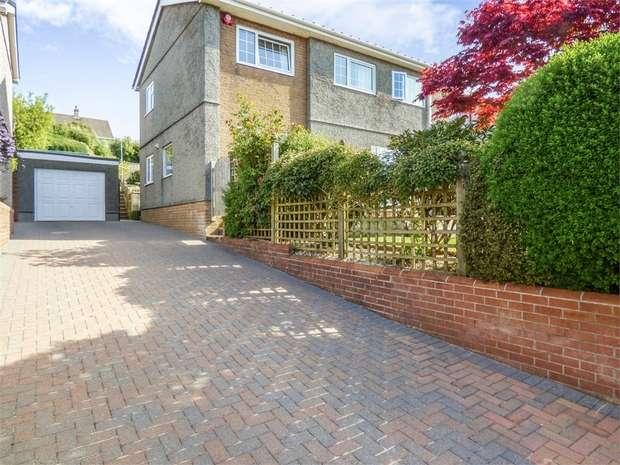 5 Bedrooms Detached House for sale in Wain Park, Plymouth, Devon