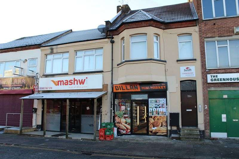 6 Bedrooms Commercial Property for sale in Two Retail Units & Six Studio Flats with Freehold