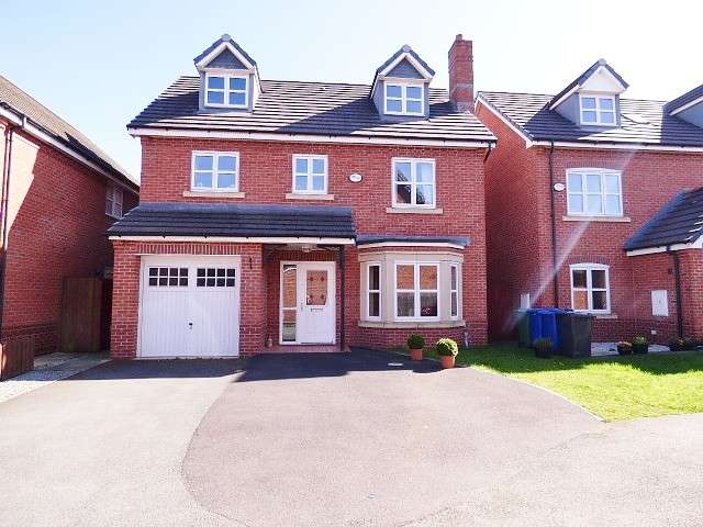 6 Bedrooms House for sale in Houston Gardens, Great Sankey, Warrington