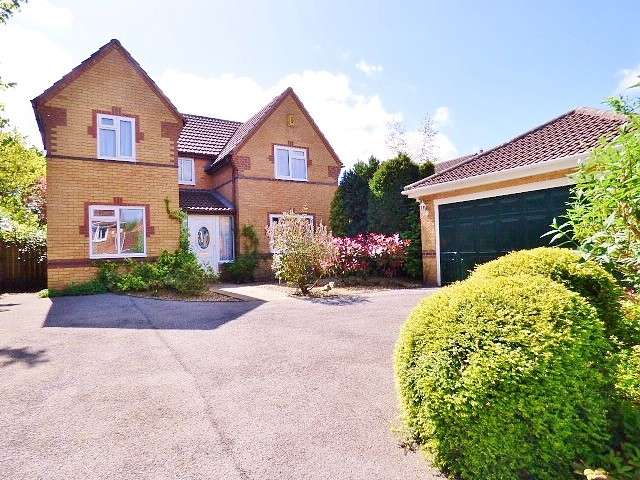 4 Bedrooms Detached House for sale in Freshwater Close, Great Sankey, Warrington