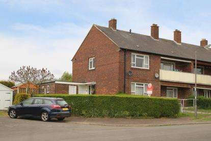 2 Bedrooms Flat for sale in Fair View Road, Dronfield, Derbyshire
