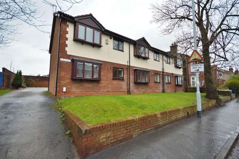 1 Bedroom Apartment Flat for sale in Swallow Court, Manachester Road, Heaton Norris