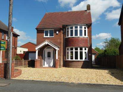 4 Bedrooms Detached House for sale in Water Street, Chase Terrace, Burntwood