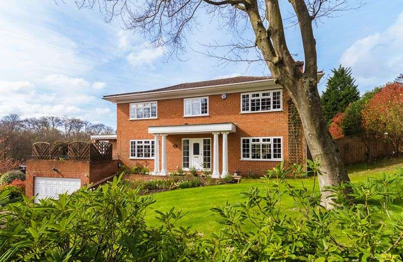 5 Bedrooms Detached House for sale in Magnolia Dene, Hazlemere