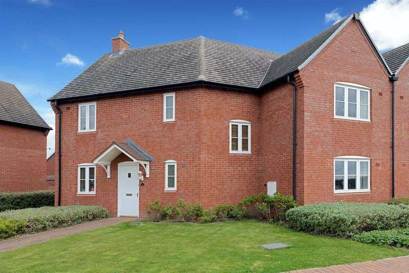 4 Bedrooms Semi Detached House for sale in Stocking Park Road, Lightmoor Village, Telford, Shropshire.