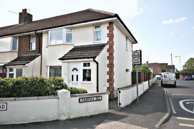 2 Bedrooms House for sale in Frederick Road, Bridgwater