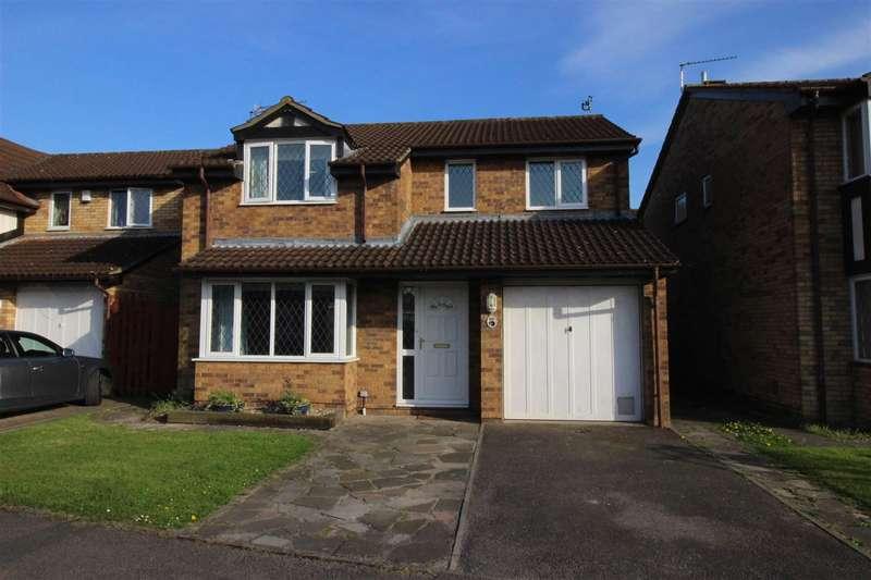 4 Bedrooms Property for sale in Kirktonhill Road, Westlea, Swindon