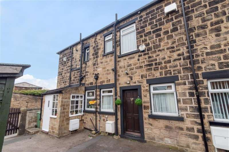 2 Bedrooms Terraced House for sale in Armley Ridge Terrace, Leeds, LS12