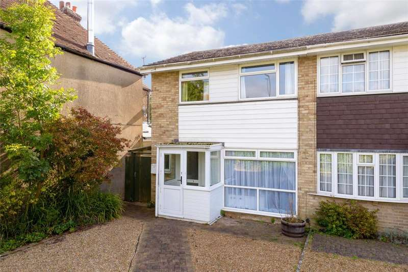 3 Bedrooms End Of Terrace House for sale in Arun Terrace, Ford Road, Arundel, West Sussex, BN18