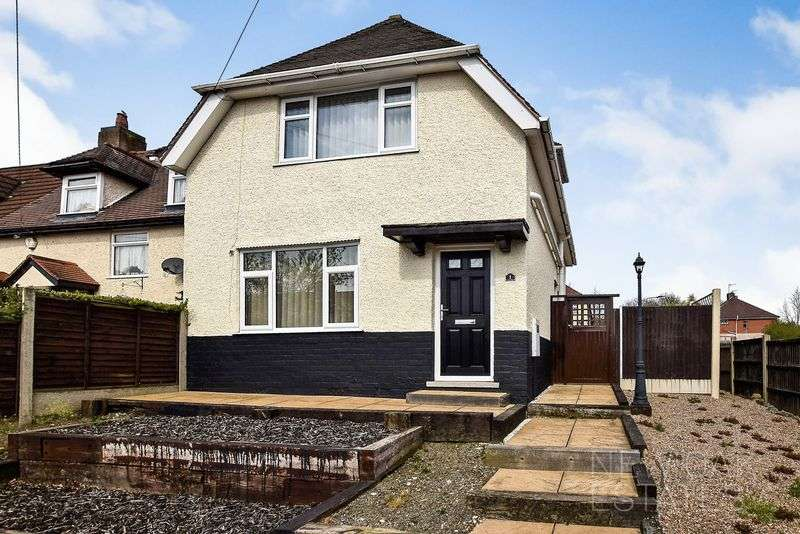 3 Bedrooms Semi Detached House for sale in Woodland Avenue, Ilkeston