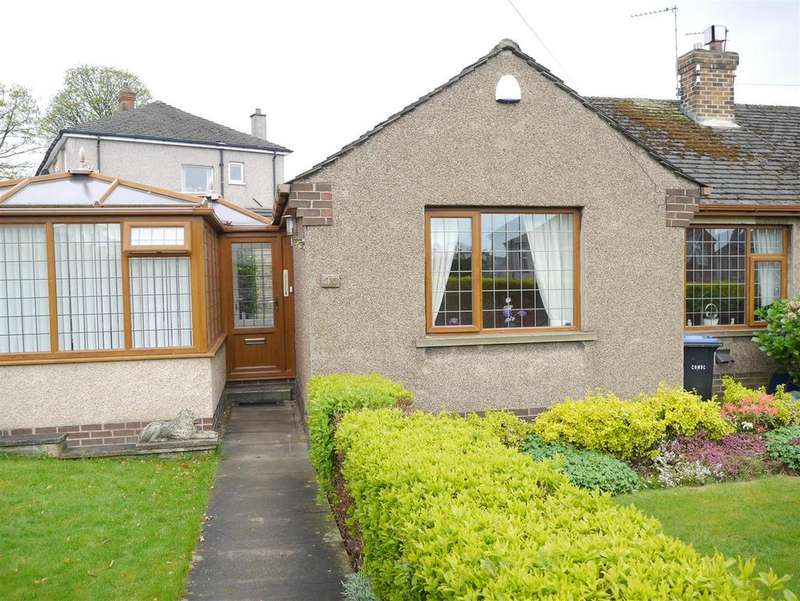 2 Bedrooms Semi Detached Bungalow for sale in Acre Drive, Eccleshill, Bradford, BD2 2LU