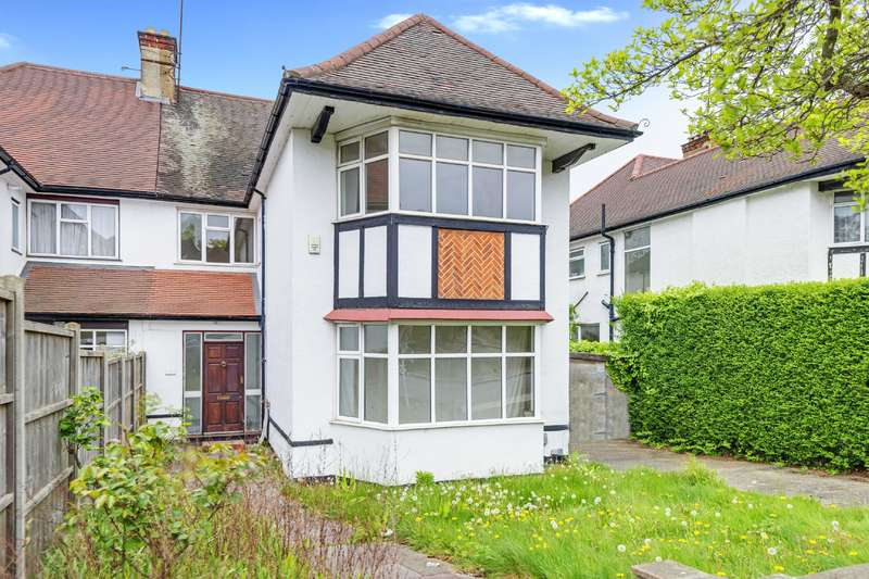 4 Bedrooms House for sale in Gresham Gardens, Golders Green