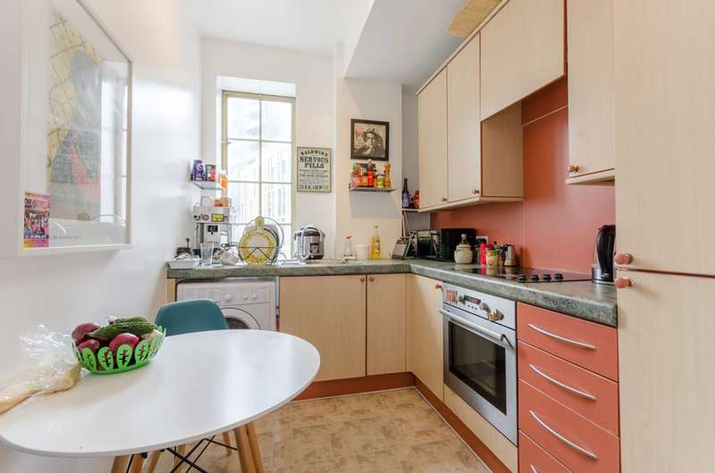 2 Bedrooms Flat for sale in Mission Building, Limehouse, E14