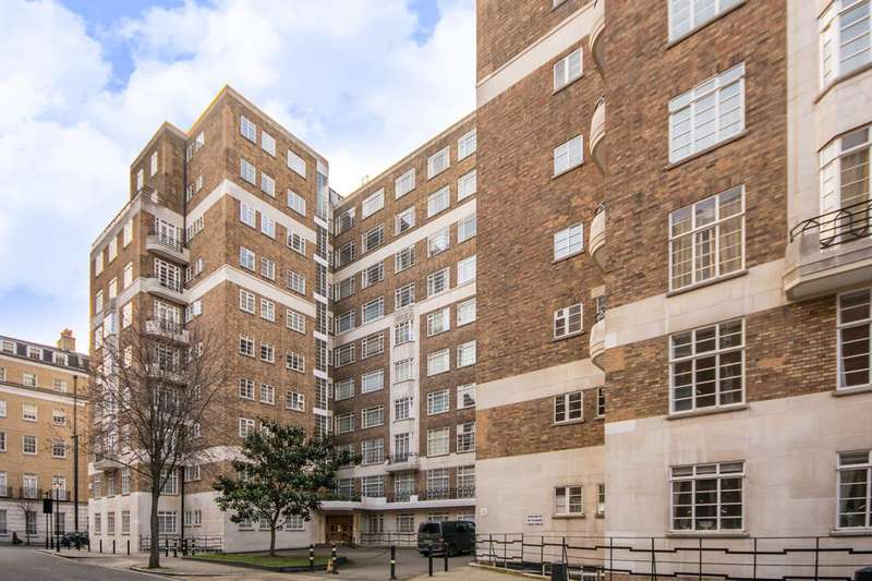 4 Bedrooms Flat for sale in Fursecroft, Marylebone, W1H