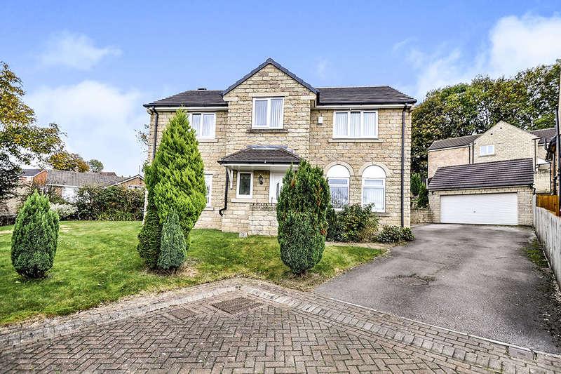 4 Bedrooms Detached House for sale in Woodstock Gardens, Barnsley, S75