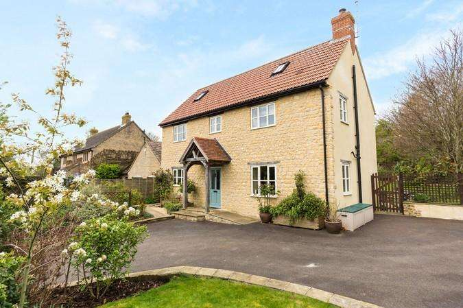 5 Bedrooms Detached House for sale in Charlton Horethorne, Sherborne