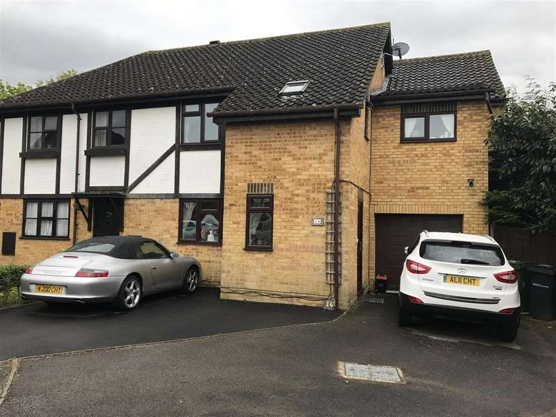 5 Bedrooms Semi Detached House for sale in Granary Close, Weavering