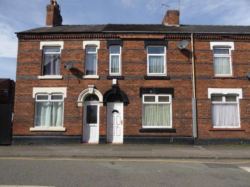 2 Bedrooms House for sale in Ford Lane, Crewe